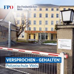 15 Polizeischule Wels