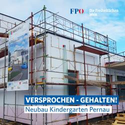 16 Neubau Kindergarten Pernau