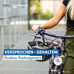 7 Radwegenetz