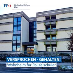 18 Wohnheim Polizeischüler