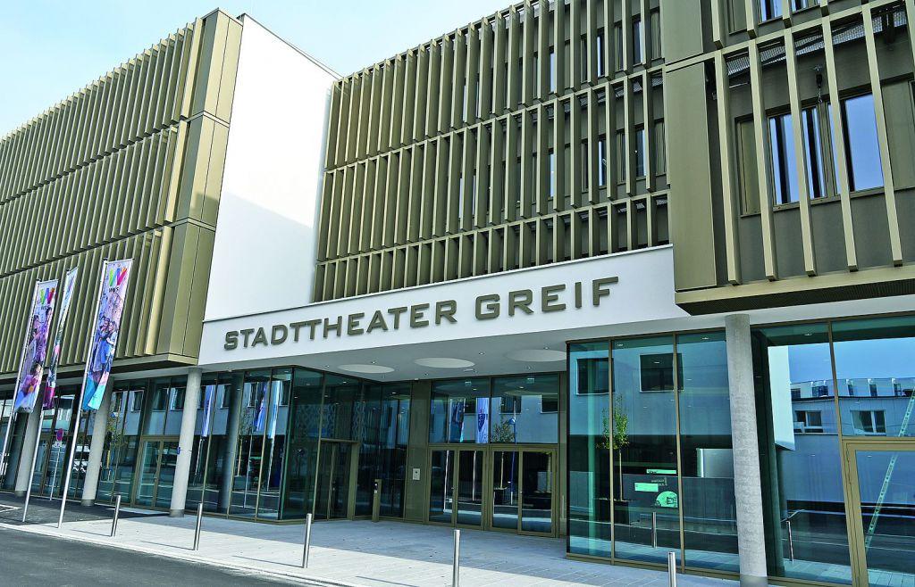 Stadttheater Greif