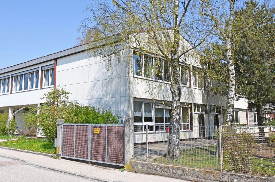 Altbau Kindergarten Lessingstraße