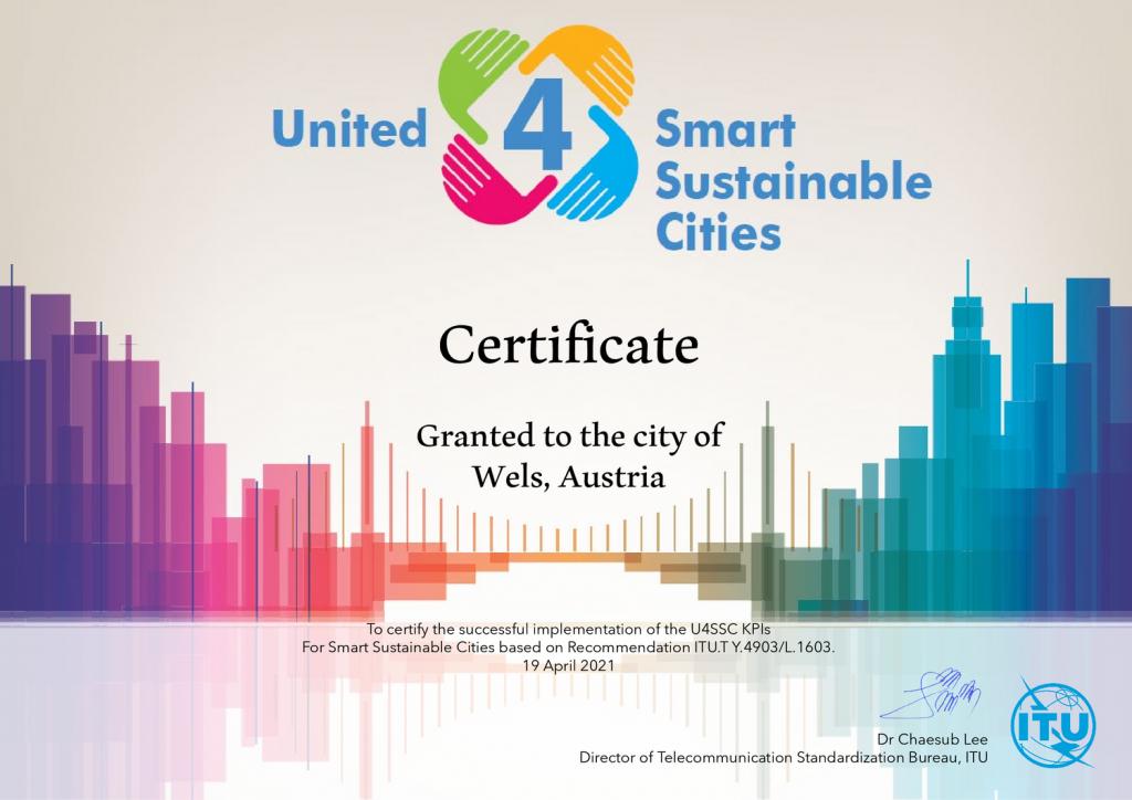 U4SSC Zertifikat
