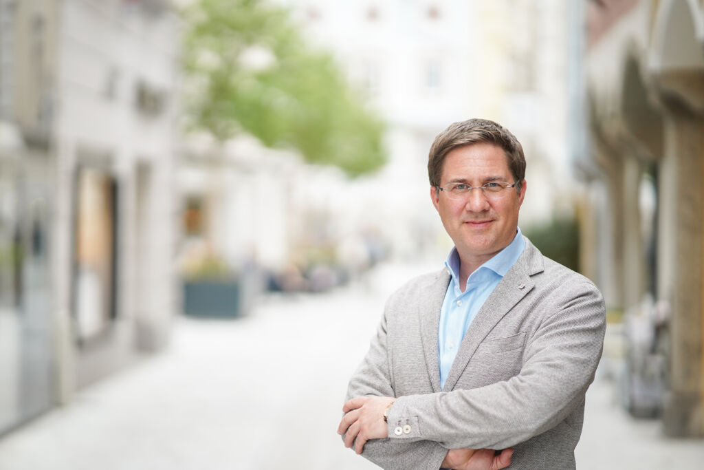 Bürgermeister Dr. Andreas Rabl