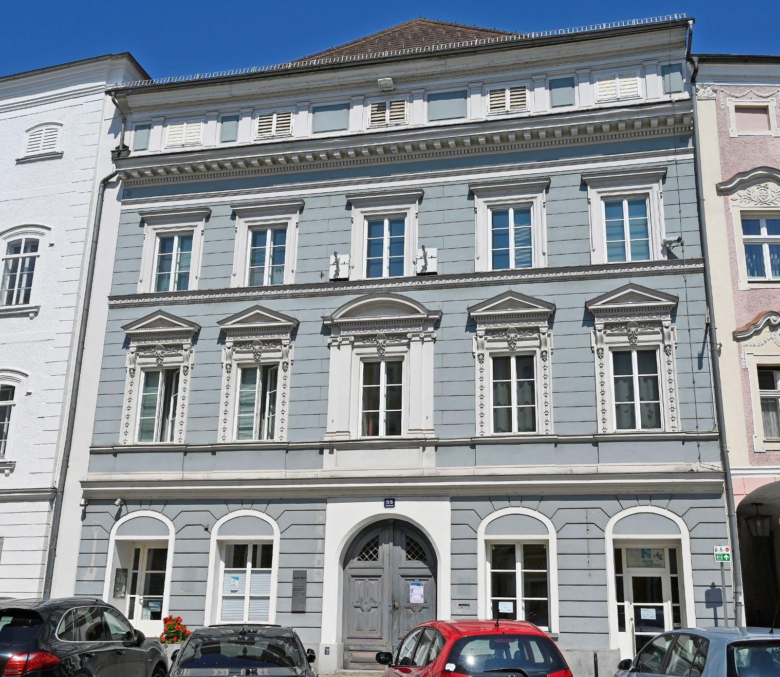 Amtsgebäude Stadtplatz 55